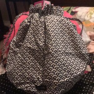 Extra Large Vera Bradley Ditty Bag NEW